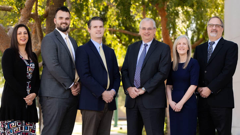 phoenix employment law team